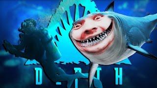 JAWS SIMULATOR | Depth (Divers Vs. Sharks)
