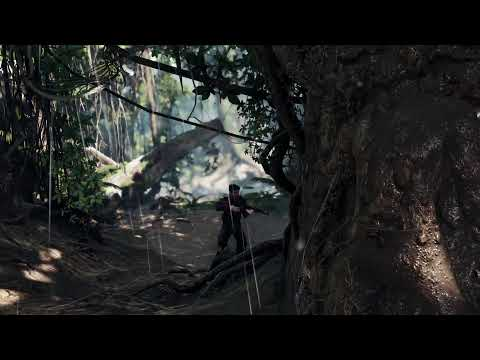 Rambo The Video Game Official Trailer