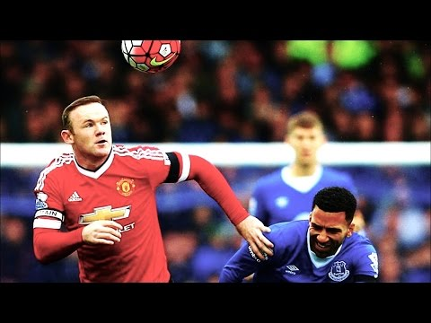 Wayne Rooney vs Everton HD 720p50fps (23/04/16)