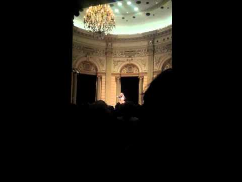 Wispelwey 16 maart Amsterdam - Cello Suites Bach