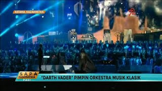 Download Lagu Darth Vader Pimpin Orkestra Musik Klasik Gratis STAFABAND