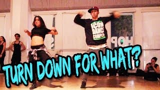 TURN DOWN FOR WHAT - DJ Snake ft Lil Jon Dance | @MattSteffanina Choreography (Beg/Int)