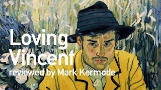 Loving Vincent reviewed by Mark Kermode