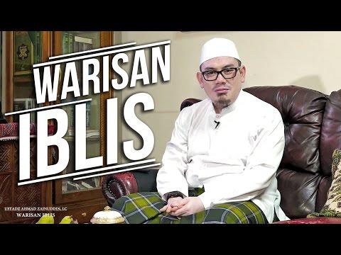 Video Singkat: Warisan Iblis - Ustadz Ahmad Zainuddin, Lc