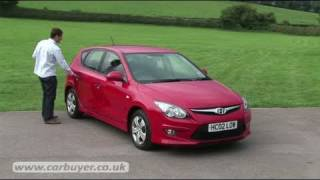 Hyundai i30 2007 - 2011 review - CarBuyer