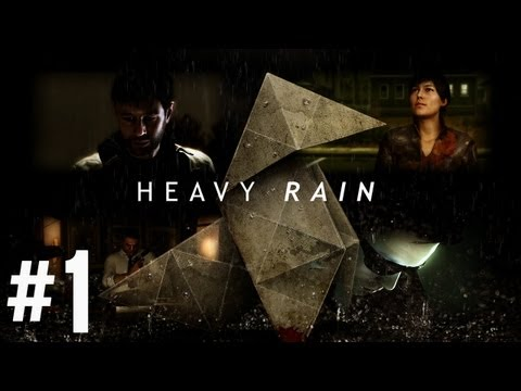 Pause Plays: Heavy Rain - E01 - JASON!!!