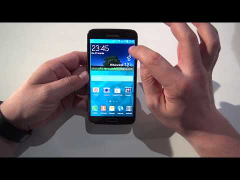 Samsung Galaxy S5 - unboxing and review general (www.buhnici.ro)