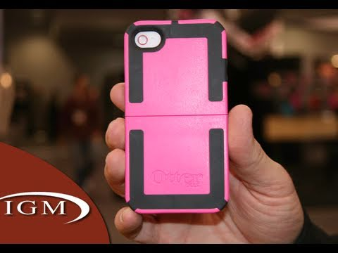 Otterbox Reflex Case for iPhone 4 (CES First Look)