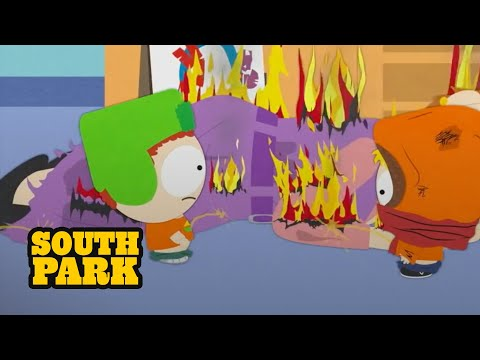 South Park - Pre-School - The Boys Pee on Their Teacher