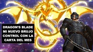 [ESL] Dragon's Blade Mi mazo de brujo control con La nueva carta del mes