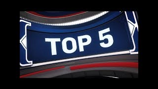 NBA Top 5 Plays of the Night   April 22, 2019