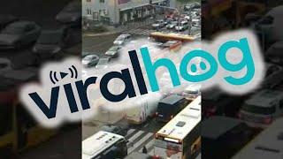 Traffic Tetris || ViralHog