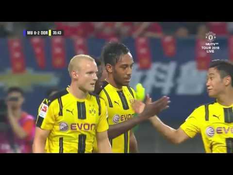 Manchester United - Borussia Dortmund   Highlights & Full Match   22.07.2016