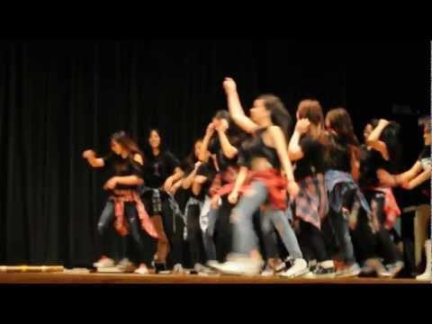 2013 New Hyde Park Memorial High School International Cultre Club Show