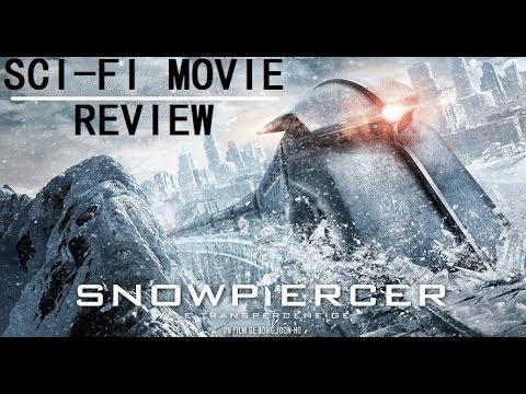 Snowpiercer 2013 Chris Evans Sci Fi Movie Review