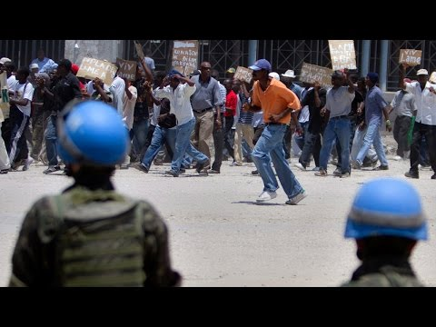 Peacekeepers or private security force? Keep Canada OUT of UN mission in Haiti