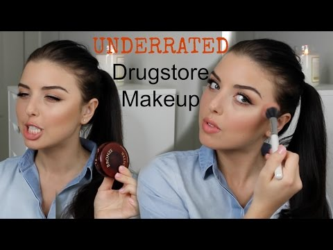 Underrated DRUGSTORE Makeup