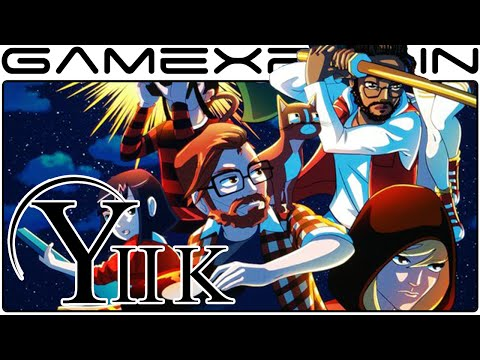 YIIK: A Post-Modern RPG - Gameplay Tour w/ Kirbopher! (PAX East 2016)