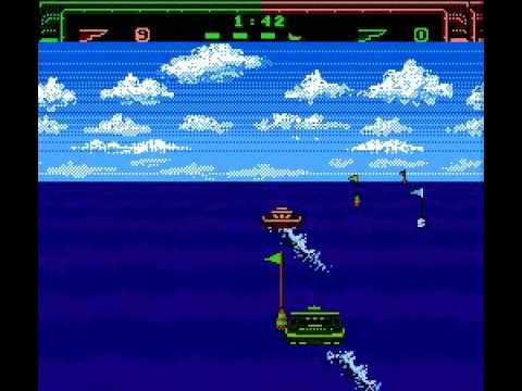 Misc Computer Games - Eliminator Boat Duel - Champ Music