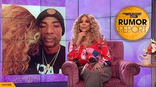 Wendy Williams Reunites With Charlamagne, Talks Donkey Of The Year