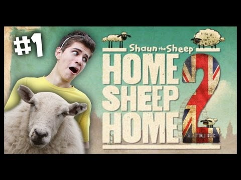 Home Sheep Home 2 - London [Slovenský letsplay] - Ep. 1 - Závod na dialnici!
