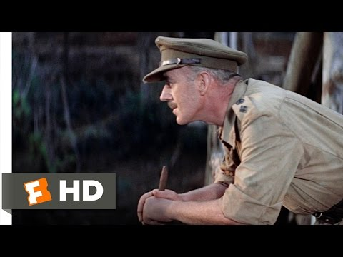 The Bridge On The River Kwai (6/8) Movie CLIP - A Good Life (1957) HD