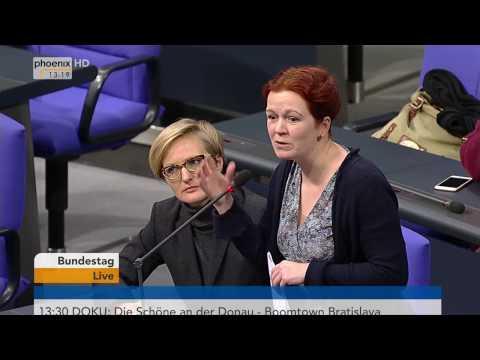 Bundestag: Befragung der Bundesregierung zu Bund-Länder-Finanzen am 14.12.2016