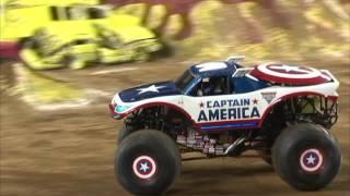 Monster Jam in Lincoln Financial Field - Philadelphia, PA 2012 - Full Show - Episode 2