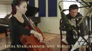 Milonga Del Angel Sergei Teleshev Accordion Atida Stahlhammer Cello
