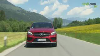 Mercedes-Benz AMG GLE Coupe 2015 Test Sürüşü