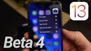 iOS 13 Beta 4/Public Beta 3 Features & Changes + New Emoji Preview!