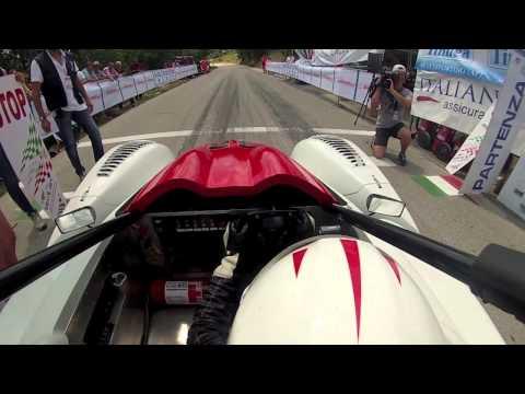 Anticipazione del camera car di Francesco Carini alla 23^ edizione della Sarnano Sassotetto Racevents, blog motori a 360°