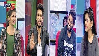 Kirrak Party Movie Team Special Live Show   Sharan Koppisetty   Nikhil Siddharth   Simran