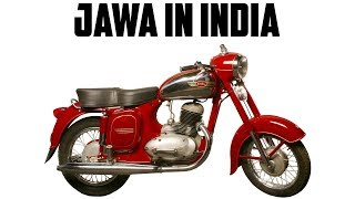 A Brief History on JAWA/Yezdi Motorcycles!