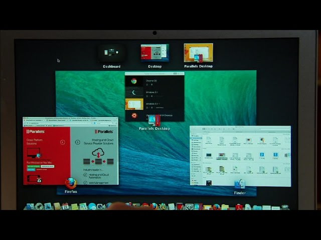 Parallels Desktop 10 - Easily run Windows and Mac OS simultaneously