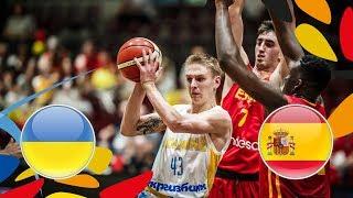Украина до 20 : Испания до 20