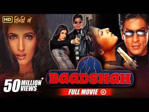Baadshah | Full Hindi Movie | Shahrukh Khan, Twinkle Khanna, Deepshikha | Full HD 1080p thumbnail