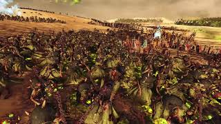 Pitched Battle - Tomb Kings and Skaven