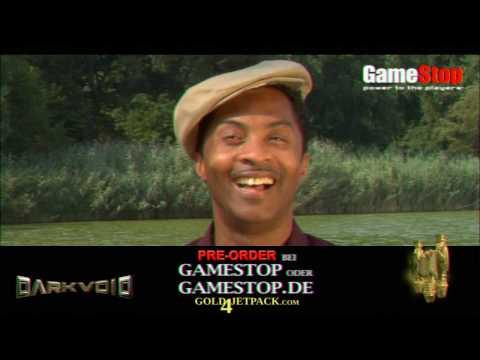 Dark Void Golden Jetpack GameStop