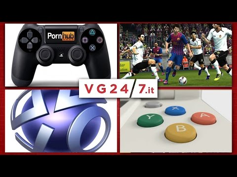 Pes 2015, Psn, New Nintendo 3ds E Pornhub Nel Top & Flop N°22 video