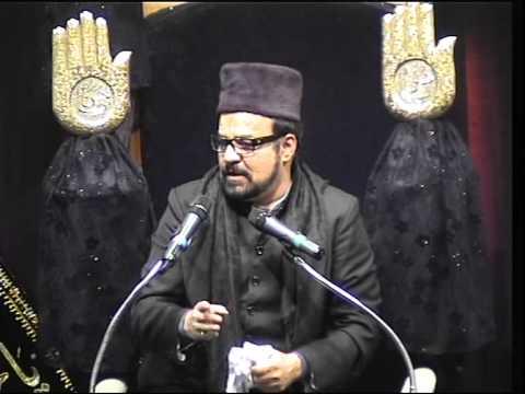 Maulana Abid Bilgrami - Majlis1 - Ashra Zainabiya 1436 - labbaik Ya Mahdi video