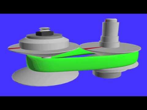 CVT Transmission Hydraulic Control