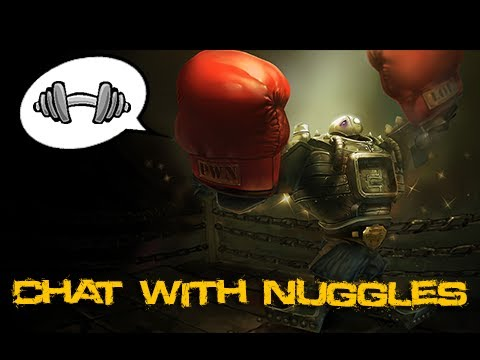 Chat with Nuggles - Fitness in Gaming
