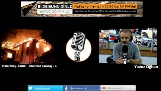Aladağ Yurt yangınında ölen Cennet Karataş'ın Babası Mehmet Karataş