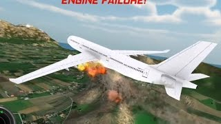 Airplane Flying Flight Pilot Simulator Games For Kids - Episode 5 Professional Arbus 333 Fire