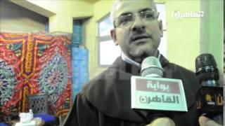 الانبا دانيال عن محمد وفيق: كان نفسنا نكرمه ولكن دلوقتي هو  في مكان افضل