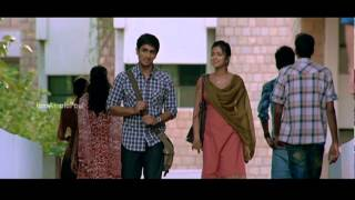 Kadhalil Sodhapuvadu Yeppadi - A very cute scene from Kadhalil Sodhapuvadu Yeppadi - Siddharth trying to ask for my phone number