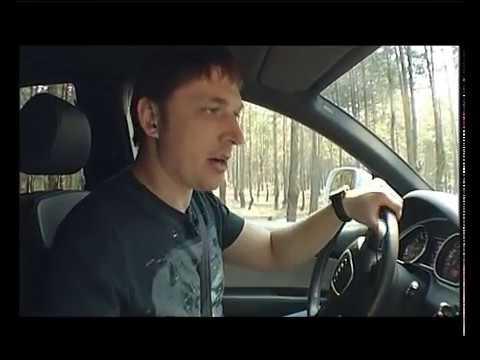 Audi Q7, тест-драйв