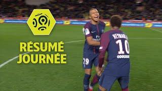 Résumé de la 14ème journée - Ligue 1 Conforama / 2017-18
