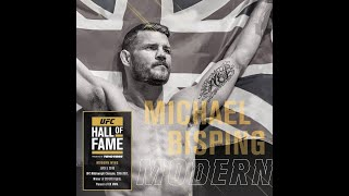 UFC fighters reacts to the announcement that Michael Bisping will be going into the UFC Hall of Fame
